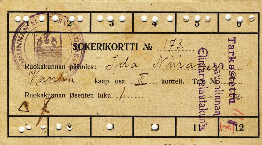 A 245_1 Sokerikortti