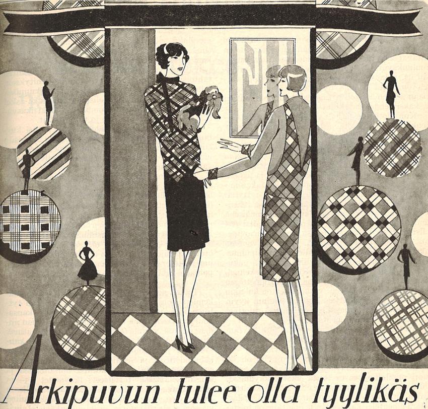 Finlayson-arkipuku-1928-I