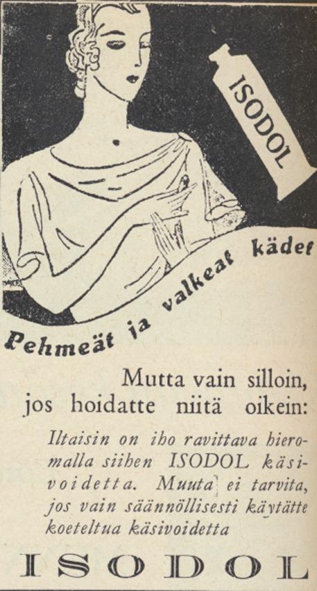 Isodol KL 1934 No 8