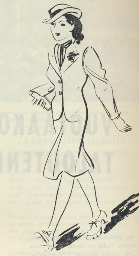 Matkapukupiirros LS 1943 No 8