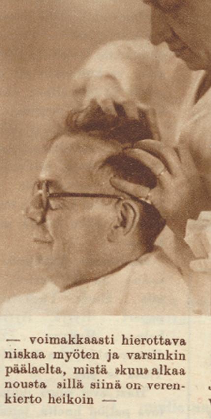 Hiustenlähtö V