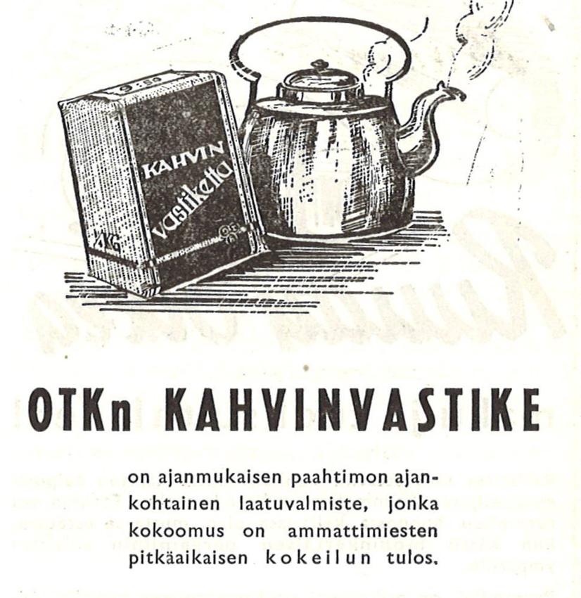LS 1943 Kahvinvastike