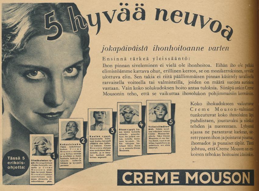 Creme mouson II