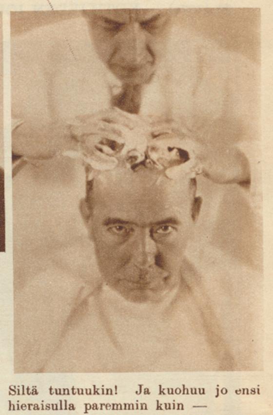 Hiustenlähtö IV