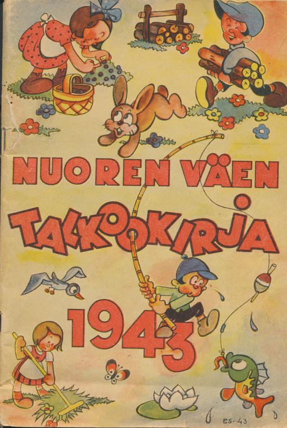 Nuoren väen talkookirja